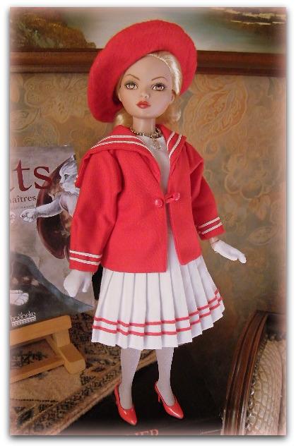 Mes poupées Ellowyne Wilde. De nouvelles photos postées régulièrement. - Page 14 01213