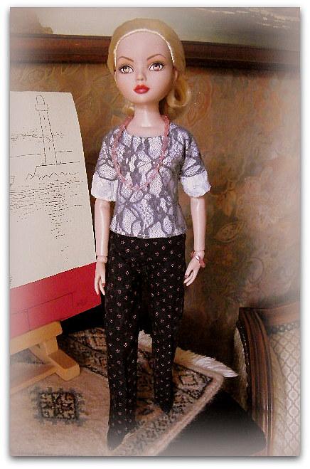 Mes poupées Ellowyne Wilde. De nouvelles photos postées régulièrement. - Page 15 01415