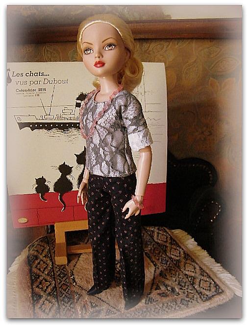 Mes poupées Ellowyne Wilde. De nouvelles photos postées régulièrement. - Page 15 01512