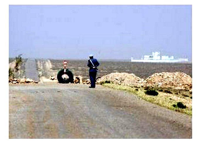 La  réplique Algerienne  au vaste plan de développement de la marine marocaine Captur10