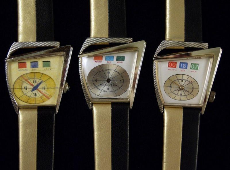 les montres de 2001 l'odyssey de l'espace  et de stanley kubrick Captur11