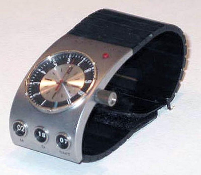 les montres de 2001 l'odyssey de l'espace  et de stanley kubrick Captur12