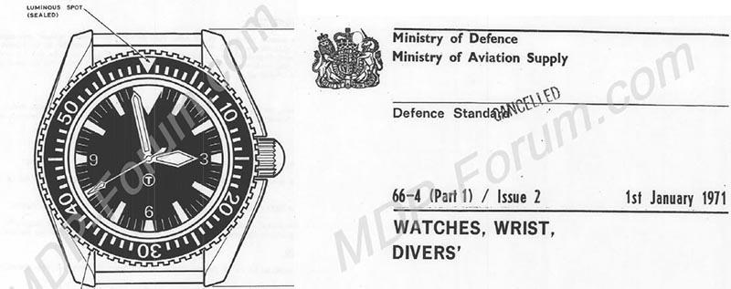 (Revue) CWC Royal Navy Diver  Mod66-10
