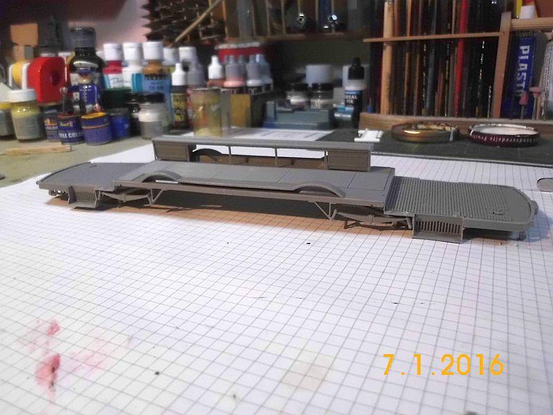Miniart 38001 - European Tram - 1/35 - Baubericht - Seite 3 135