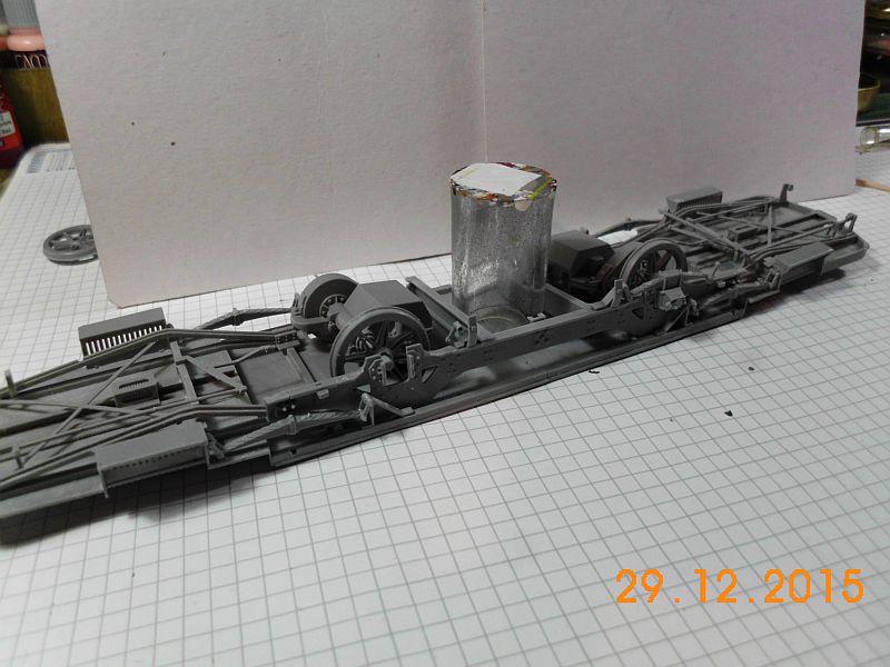 Miniart 38001 - European Tram - 1/35 - Baubericht - Seite 3 228
