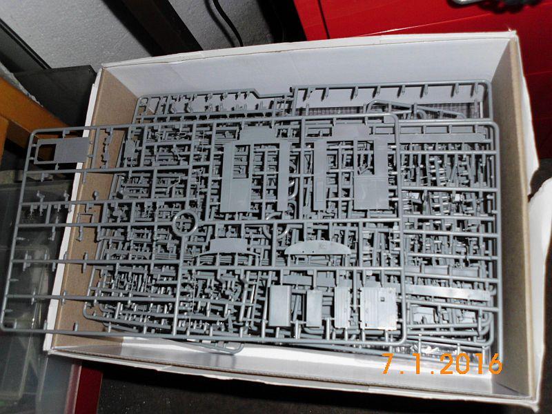 Miniart 38001 - European Tram - 1/35 - Baubericht - Seite 3 421