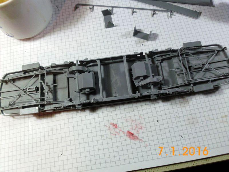 Miniart 38001 - European Tram - 1/35 - Baubericht - Seite 3 517
