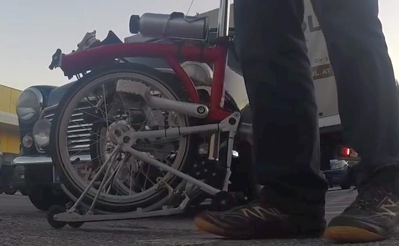 """""""Add-e for your Brompton bike"""" [assistance électrique] Tmp210"""