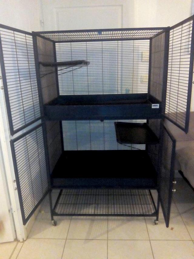 Vend cage Suite Royale double de Savic 12270211