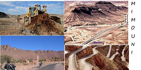 zagora en exemple , Qui a dit qur l'Amazigh est isolé, sans route et sans accès ? Amazig10
