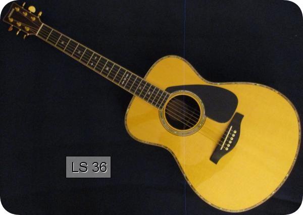 Le modèle LS 36 du Custom-Shop de chez Yamaha Ls_36_11