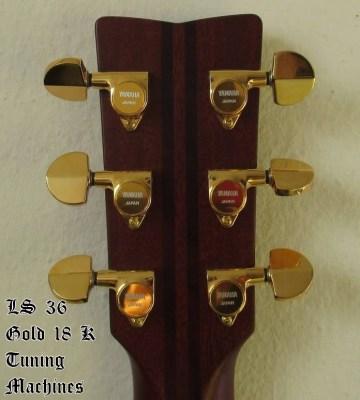 Le modèle LS 36 du Custom-Shop de chez Yamaha - Page 2 Tuning10