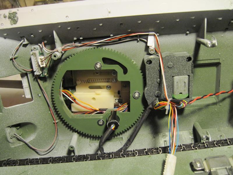 T34/85 Full-Metal con elettronica Taigen - Pagina 2 1111