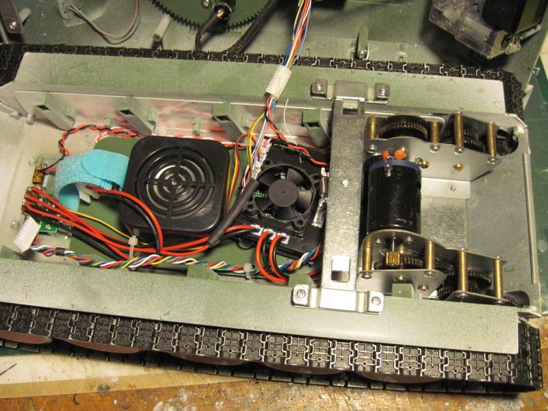 T34/85 Full-Metal con elettronica Taigen - Pagina 2 1211