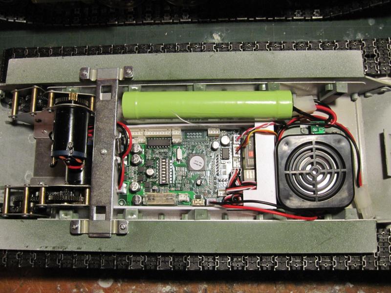T34/85 Full-Metal con elettronica Taigen - Pagina 2 1311