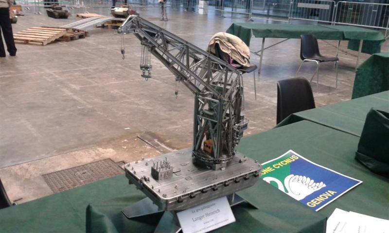 Expo Model show  Genova   5-6/12/2015 22964311