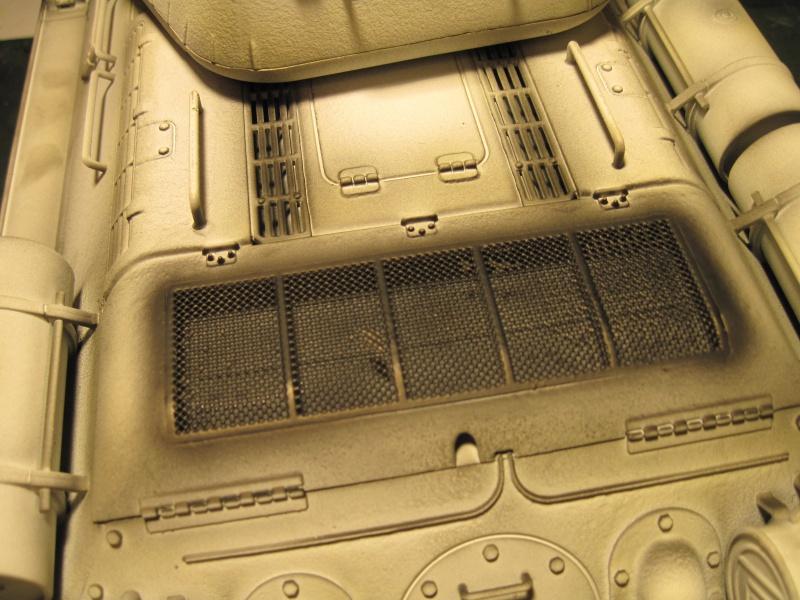T34/85 Full-Metal con elettronica Taigen - Pagina 2 610