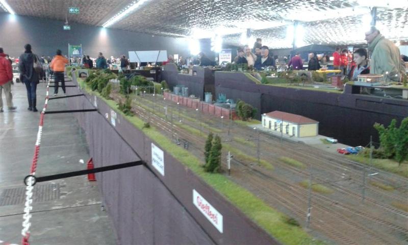 Expo Model show  Genova   5-6/12/2015 96119010