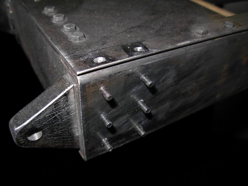 DRAGON WAGON M25 autocostruzione scala 1:6 Dscn0227