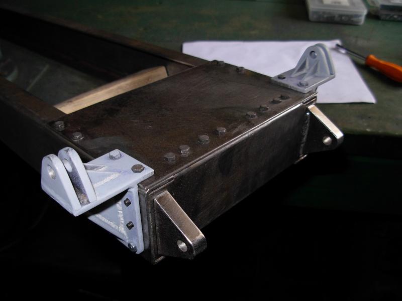 DRAGON WAGON M25 autocostruzione scala 1:6 Dscn0228