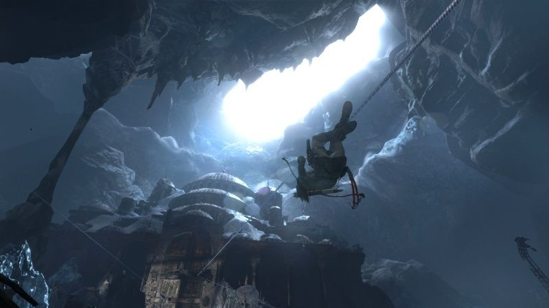 Rise of the Tomb Raider : Vos captures Screen10