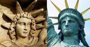 statue de la liberté, déesse dans le port de New York Tylych11
