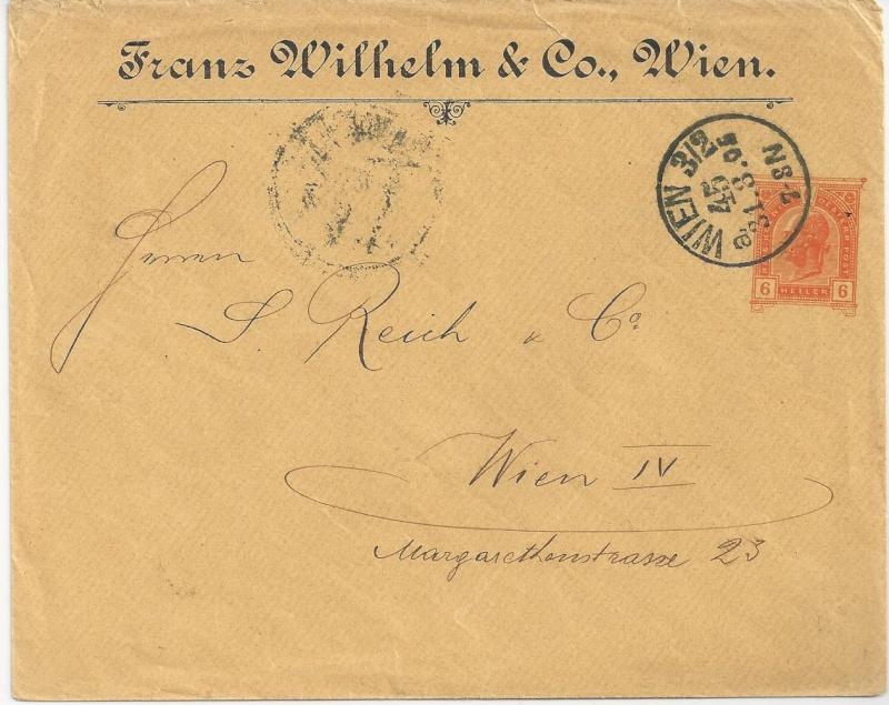 Private Briefumschläge Monarchie Bild10