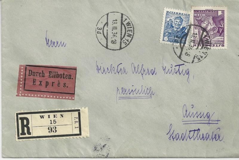 Österreich 1925 - 1938 - Seite 4 Bild100