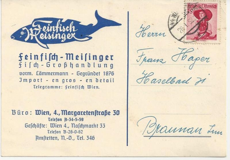 Werbeumschläge und -karten aus Österreich - Seite 4 Bild103