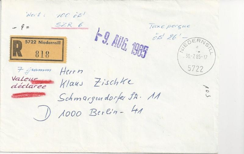 Sammlung Bedarfsbriefe Österreich ab 1945 - Seite 6 Bild106
