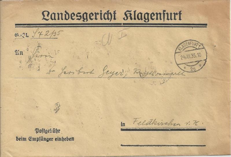 Österreich 1925 - 1938 - Seite 3 Bild14