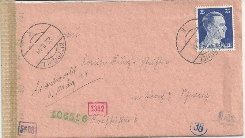 Österreich im III. Reich (Ostmark) Belege - Seite 7 Bild15