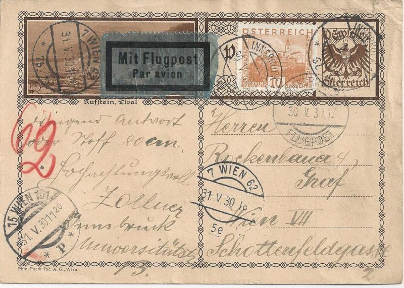 Österreich 1925 - 1938 - Seite 3 Bild31
