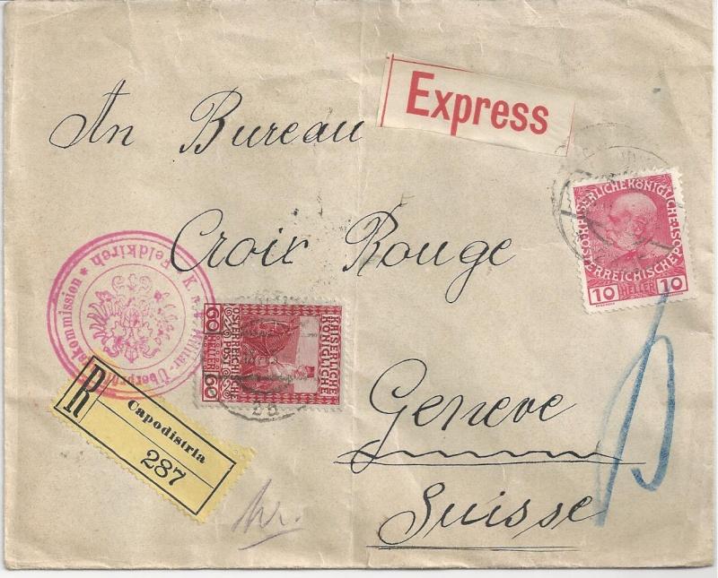 Die Freimarkenausgabe 1908 Bild39