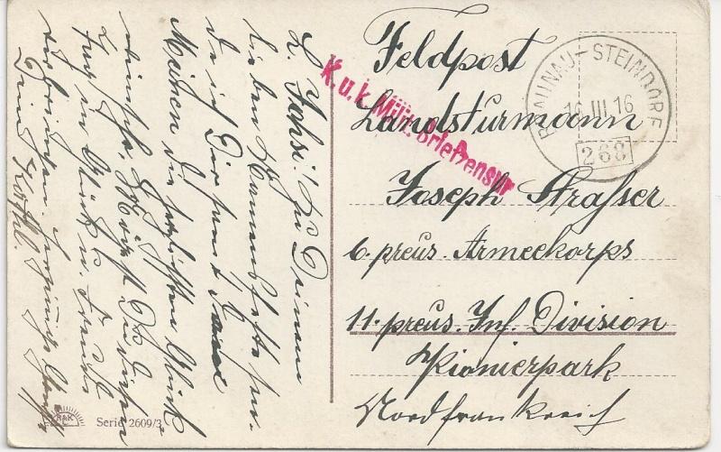 1914 - 1918   Der Untergang der K.u.K. Monarchie - Seite 3 Bild51