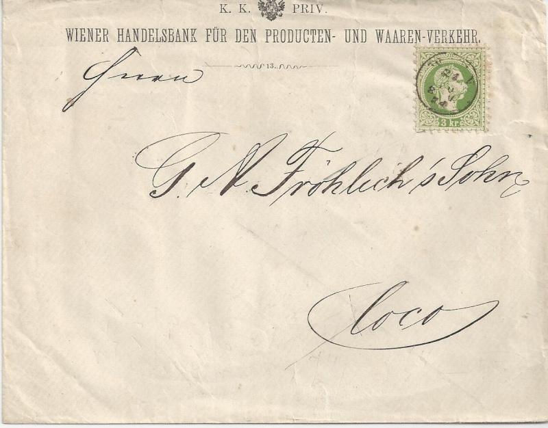 Briefe / Poststücke österreichischer Banken - Seite 3 Bild57