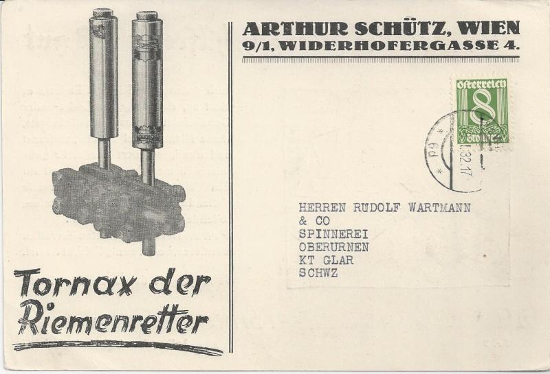 Werbeumschläge und -karten aus Österreich - Seite 4 Bild71