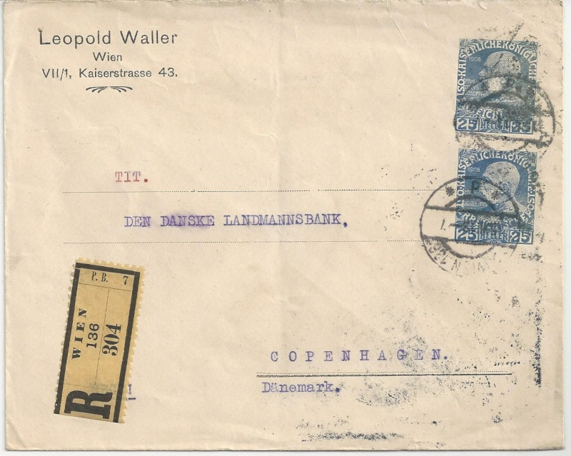 Private Briefumschläge Monarchie Bild_112