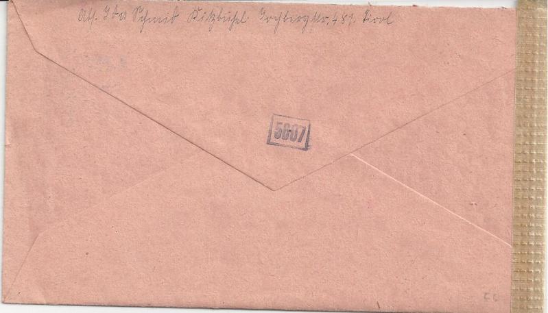 Österreich im III. Reich (Ostmark) Belege - Seite 7 Bild_215