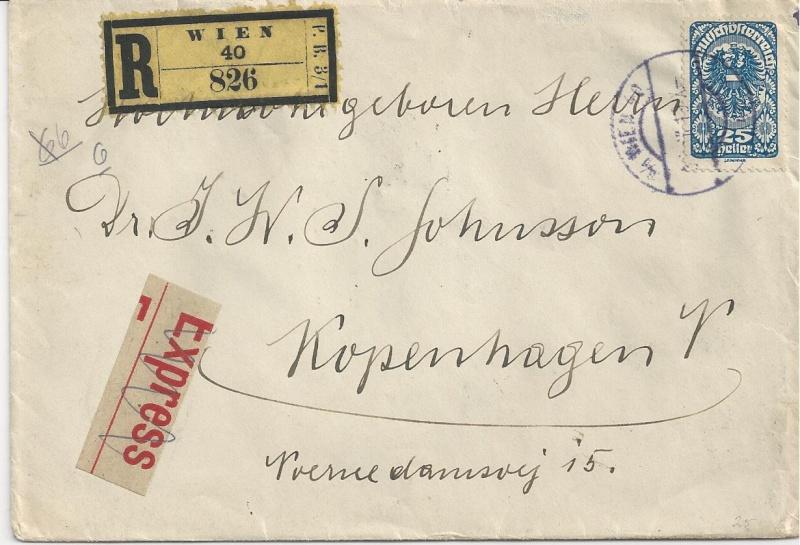Inflation in Österreich - Belege - 1918 bis 1925 - Seite 6 Bild_238