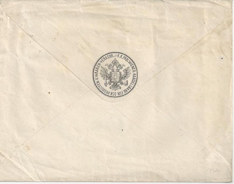 Briefe / Poststücke österreichischer Banken - Seite 3 Bild_251