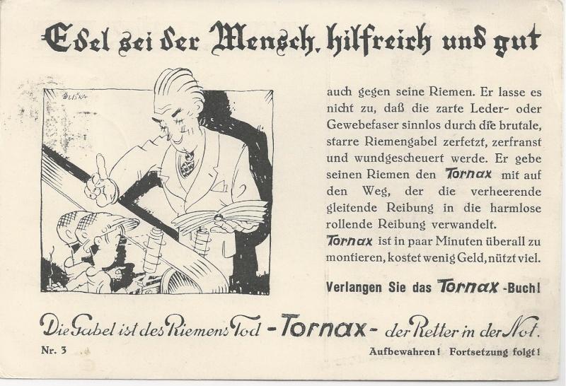 Werbeumschläge und -karten aus Österreich - Seite 4 Bild_261
