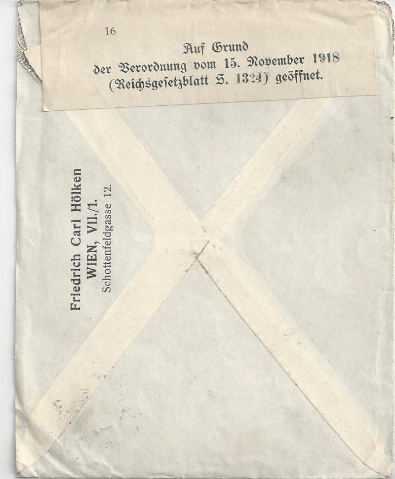 Inflation in Österreich - Belege - 1918 bis 1925 - Seite 7 Bild_263