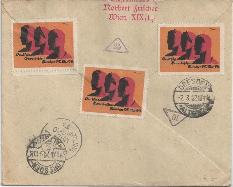 Devisenkontrolle im Deutschen Reich nach Ende des 1. Weltkrieges Bild_264