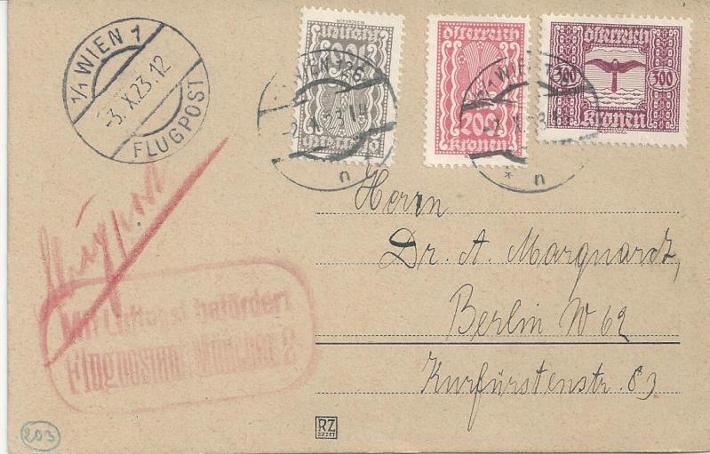 Österreich 1925 - 1938 - Seite 3 Bild_266
