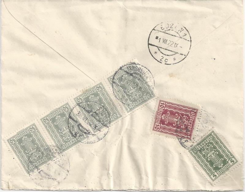 Briefe / Poststücke österreichischer Banken - Seite 3 Bild_268