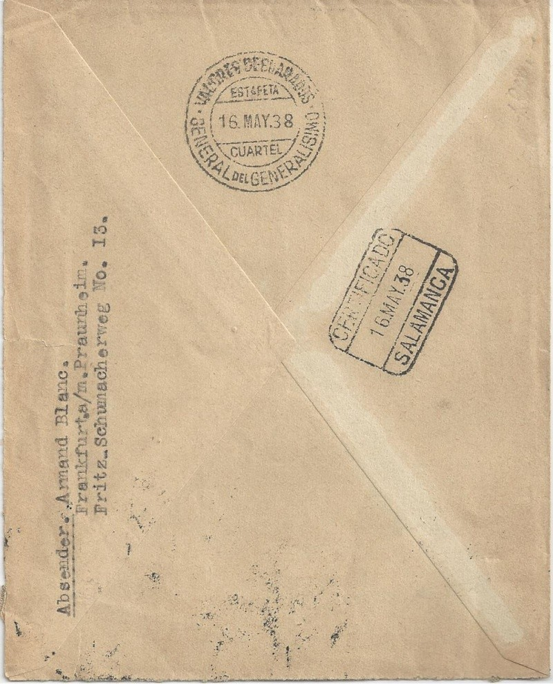 Briefe oder Karten von/an berühmte oder bekannte Personen Bild_274