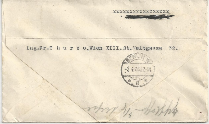 Briefe oder Karten von/an berühmte oder bekannte Personen Bild_276