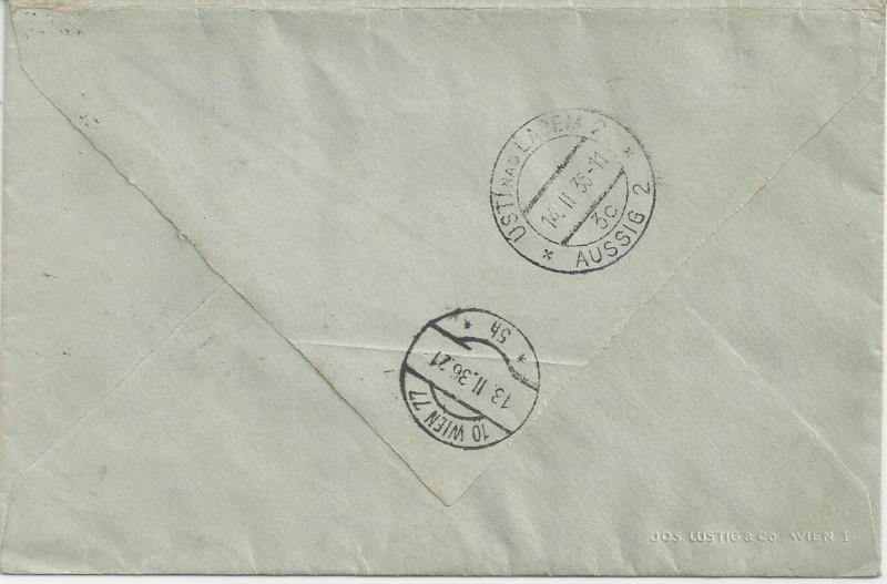 Österreich 1925 - 1938 - Seite 5 Bild_280
