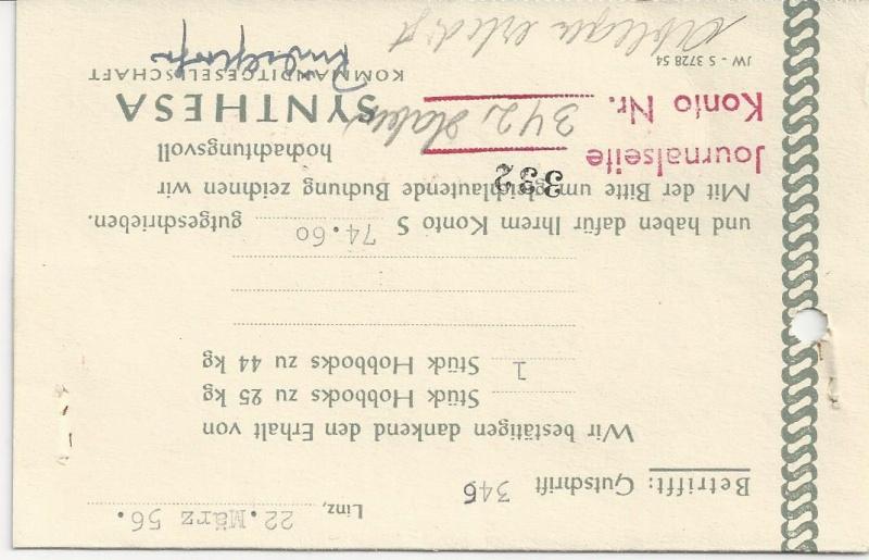 Sammlung Bedarfsbriefe Österreich ab 1945 - Seite 6 Bild_284